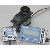 FUTABA GY611 SMM RATE GYRO WITH DIGITAL SERVO S9256