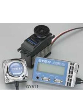 FUTABA FUTABA GY611 SMM RATE GYRO WITH DIGITAL SERVO S9256