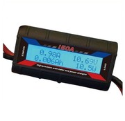 ACE RADIO CONTROLLED MODELS HIGH PRECISION 150A WATT METER AND POWER ANALYZER