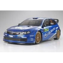 TAMIYA IMPREZA WRC 2008 TT-01 TYPE E CHASSIS (NEEDS SPEED CONTROLLER, 2CH RADIO, BATTERY AND CHARGER)  ( PACKAGE DEAL 1 )