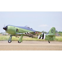 BLACK HORSE HAWKER SEA FURY 20CC