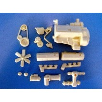 AUSLOWE ENGINE KIT CUMMINS 903 NON-TURBO 1/25-1/24