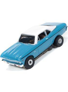 AUTO WORLD AUTOWORLD 1970 CHEVY NOVA BEVERLY HILLS COP THUNDERJET ULTRA G CAR