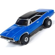 AUTOWORLD 1968 DODGE CHARGER CHRISTINE THUNDERJET ULTRA G CAR