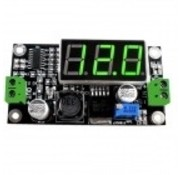 ACE RADIO CONTROLLED MODELS ACE ADJUSTABLE VOLTAGE REGULATOR 1.25-37V DC TO DC WITH DISPLAY SCREEN
