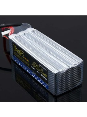 LION POWER - TIGER POWER LIPOS TIGER POWER LIPO 22.2V 4500mAh READ SAFETY WARNING BEFORE USE