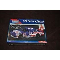 MONOGRAM #75 FACTORY STORES 1994 THUNDERBIRD NASCAR  1/24 MODEL KIT TODD BODINE