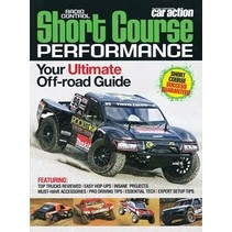 RADIO CONTROL CAR ACTION RC SHORT COURSE PERFORMANCE BOOK