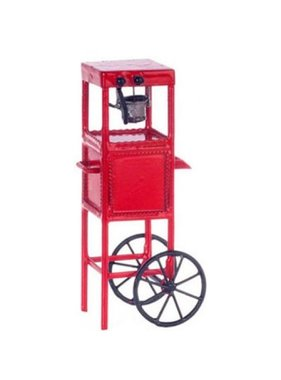 TOWN SQUARE TOWN SQUARE POPCORN POPPER ON TROLLEY G8654