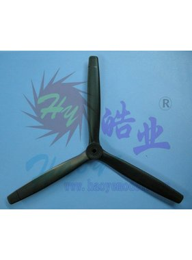 HY MODEL ACCESSORIES HY GLOW PROPELLER 3 BLADE 16 X 8<br />