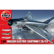 AIRFIX 1/48 ENGLISH ELECTRIC LIGHTNING F2A-F6