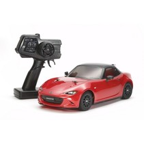 TAMIYA RC RTR Mazda Roadster - M05 XB