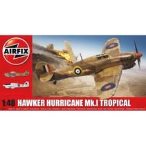 AIRFIX HAWKER HURRICANE MK.I TROPICAL 1/48