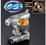 O.S. OS MAX-55AX-GP 80th ANNIVERSARY EDITION WITH 24K GOLD PLATED HEAD