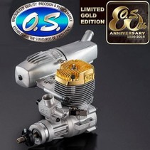 OS MAX-55AX-GP 80th ANNIVERSARY EDITION WITH 24K GOLD PLATED HEAD