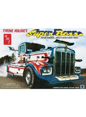 AMT AMT Super Boss Kenworth Tyrone Malone World Fastest  Diesel Truck 1:25