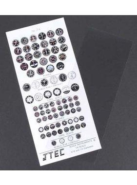 JTEC J'Tec Instrument Kit Color 1/6 Scale