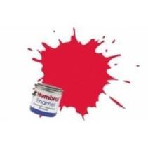 HUMBROL ENAMEL 14ML GLOSS BRIGHT RED # 19