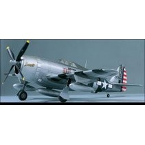 TOPFLITE P-47D THUNDERBOLT 61-120 1/8 SCALE KIT ( DISCONTINUED WHEN SOLD OUT )