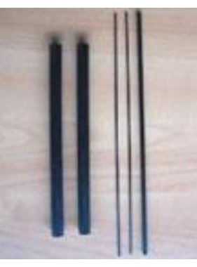 HY MODEL ACCESSORIES HY FIBRE GLASS ROD 2.0mm x 1mt<br />( OLD CODE HY150305 )