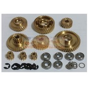 ACE RADIO CONTROLLED MODELS Metal Helical Gear Set for Tractor Truck<br />