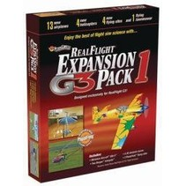GREAT PLANE EXPANSION PACK 1 G3