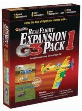 GREAT PLANES GREAT PLANE EXPANSION PACK 1 G3