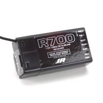 JR 7 CH 36MHZ FM RECEIVER ( REQUIRES XTALS )  CRYSTALS