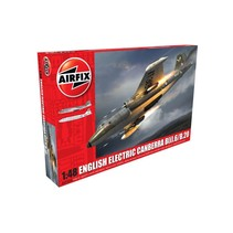 AIRFIX ENGLISH ELECTRIC CANBERRA B2/B20 1/48