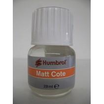 HUMBROL 28ml MATT COTE