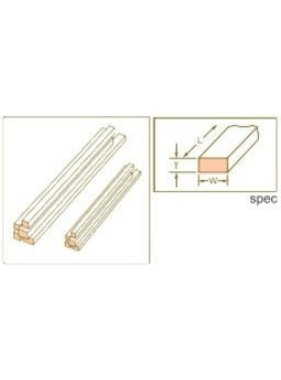 PRB 3634 BALSA R 6.5 X 12.5 X 915mm PINK OR PLAIN<br />