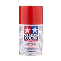 Tamiya Spray Lacquer TS-86 Brilliant ( pure ) Red