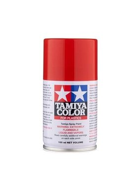 TAMIYA Tamiya Spray Lacquer TS-86 Brilliant ( pure ) Red