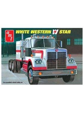 AMT AMT WHITE WESTERN W STAR 1/25