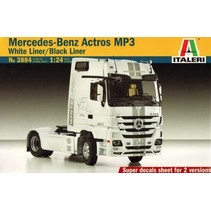 ITALERI MERCEDES-BENZ ACTROS MP3 1/24