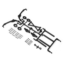 HPI BODY MOUNT SET FRONT AND REAR 5T  85417