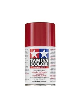 TAMIYA Tamiya Spray Lacquer TS-95 Metallic Red 100ml