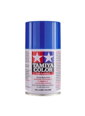 TAMIYA Tamiya Spray Lacquer TS-93 Pure Blue 100ml