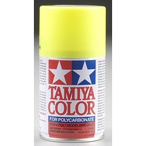 TAMIYA PS-27 FLURO YELLOW SPRAY
