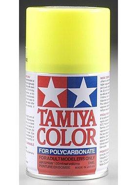TAMIYA TAMIYA PS-27 FLURO YELLOW SPRAY