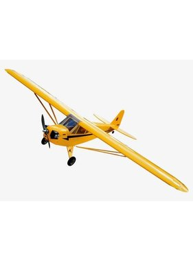 CARL GOLDBERG CARL GOLDBERG ANNIVERSARY EDITION PIPER CUB 76""