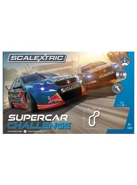 SCALEXTRIC SCALEXTRIC SUPERCAR CHALLENGE