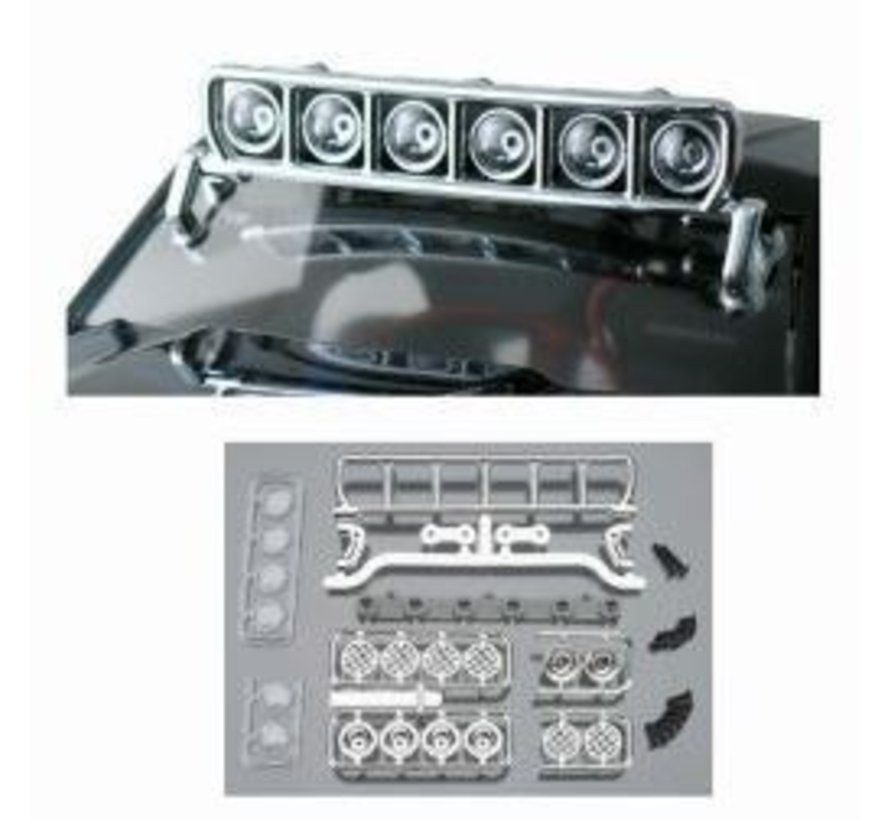 Rpm rpm roof mounted light bar set chrome fits any vehicle with a rpm roof mounted light bar set chrome fits any vehicle with a min 6 wide aloadofball Gallery