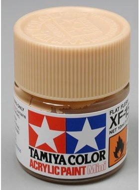 TAMIYA TAMIYA 10ml XF-15 FLAT FLESH