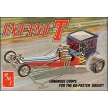 AMT INFINI-T LONGNOSE COUPE FOR THE GO-FASTER GROUP  1/25 SCALE 38631