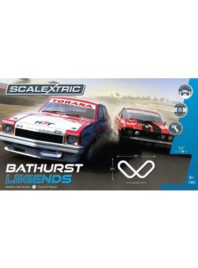 SCALEXTRIC SCALEXTRIC Bathurst Legends - Allan Moffat v Peter Brock.