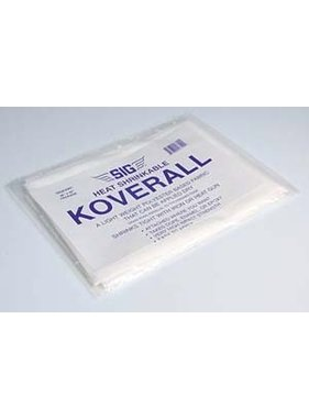 "SIG SIG KOVERALL 48"" X 65"" LIGHT WEIGHT FABRIC"