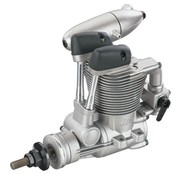 O.S. OS FS 62V FOUR STROKE ENGINE WITH SILENCER