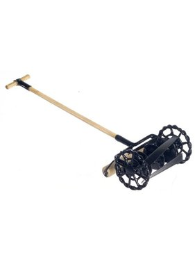 TOWN SQUARE TOWN SQUARE OLD FASHION LAWNMOWER BLACK G8633