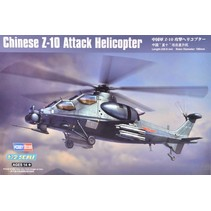 HOBBYBOSS 1/72 CHINESE Z-10 ATTACK HELICOPTER